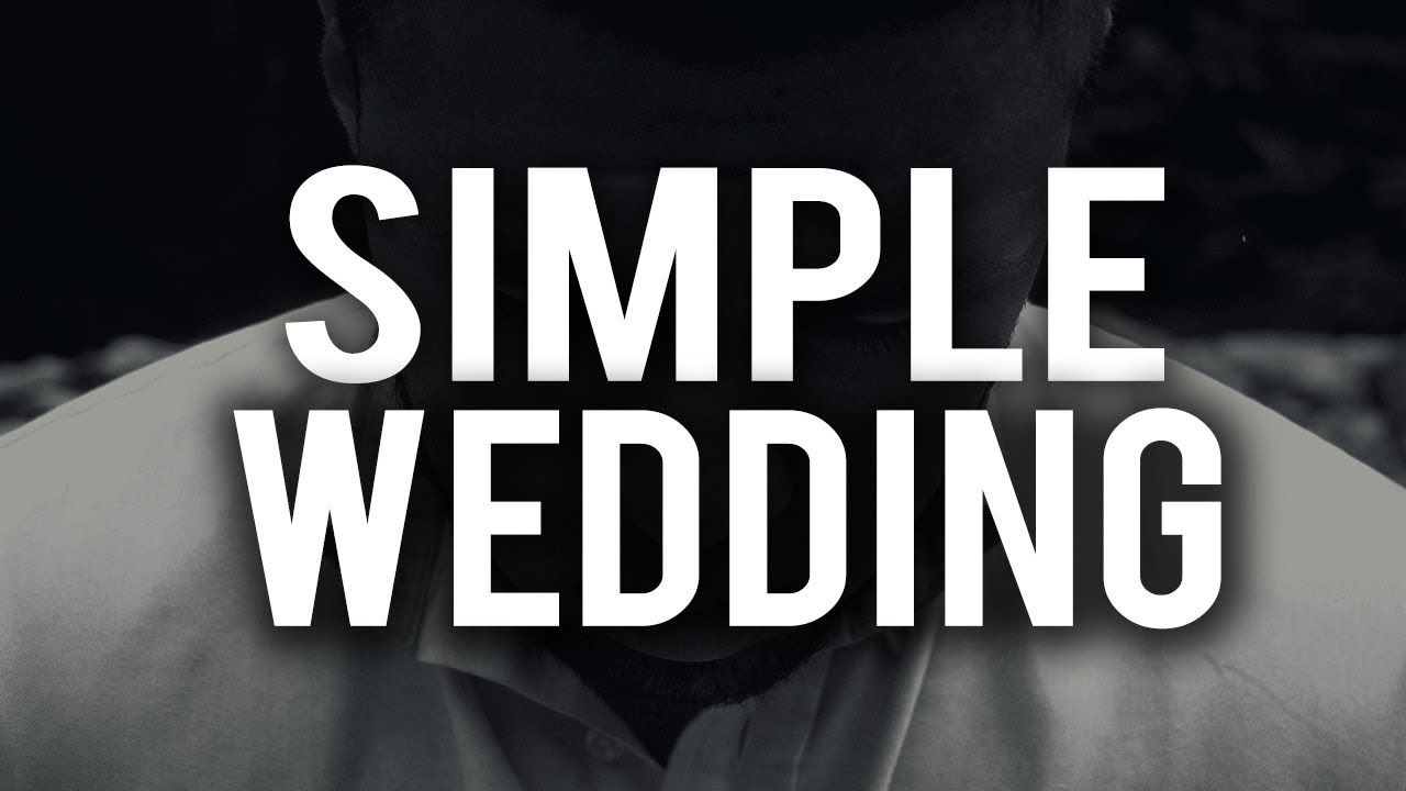 The Benefits Of Having A Simple Wedding Ful