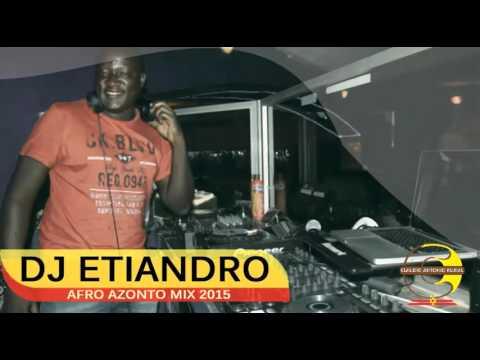 Afro Azonto Mix 2015 - By Dj Eti@ndro