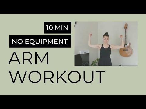 10minute arm burner, Pt. II No weights required