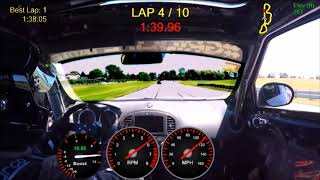 3 Balls Racing HPDE - Nissan Juke - Grattan Raceway - Session 3