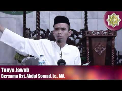 Ust. Abdul Somad : Bercadar Wajib Atau Sunah ?