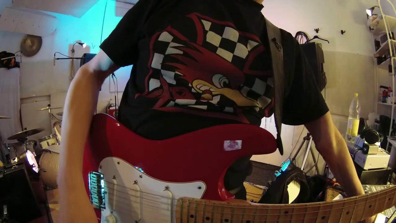 Uusi versio! Toimii!! Kunnon hot rod rockabillyä!