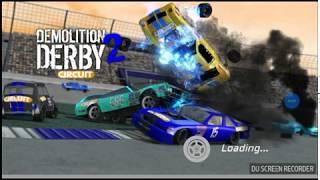 Demolition Derby Circuit 2 Gameplay