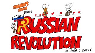 Russian Revolution in 10 Minutes