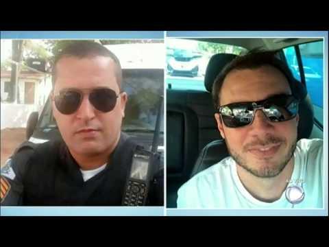 Policiais encontrados desmaiados podem ter sofrido intoxicação