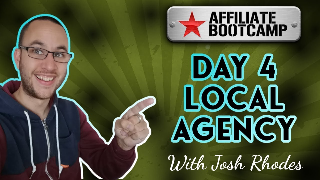 Clickfunnels Affiliate Bootcamp   Start A Digital Agency with Josh Rhodes