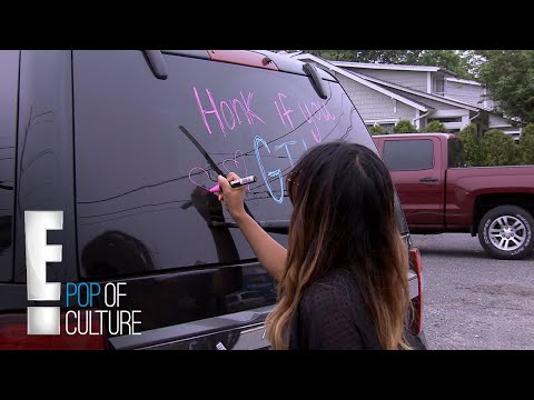 """Jersey Shore"" Cast Is All About ""Honk If You GTL"" 