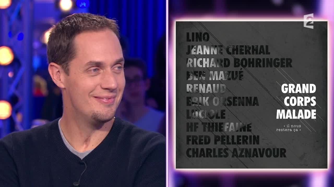 Grand corps malade on n 39 est pas couch 24 octobre 2015 onpc youtube - On n est pas couche youtube ...