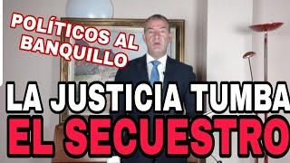 LA JUSTICIA MACHACA AL GOBIERNO DE BALEARES. MERECEN CÁRCEL por el SECUESTRO de MENORES.