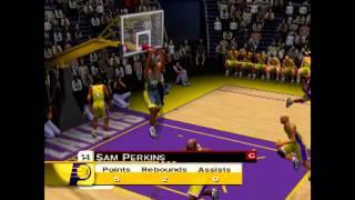 NBA 2 Night • HD Remastered Showroom • PS2