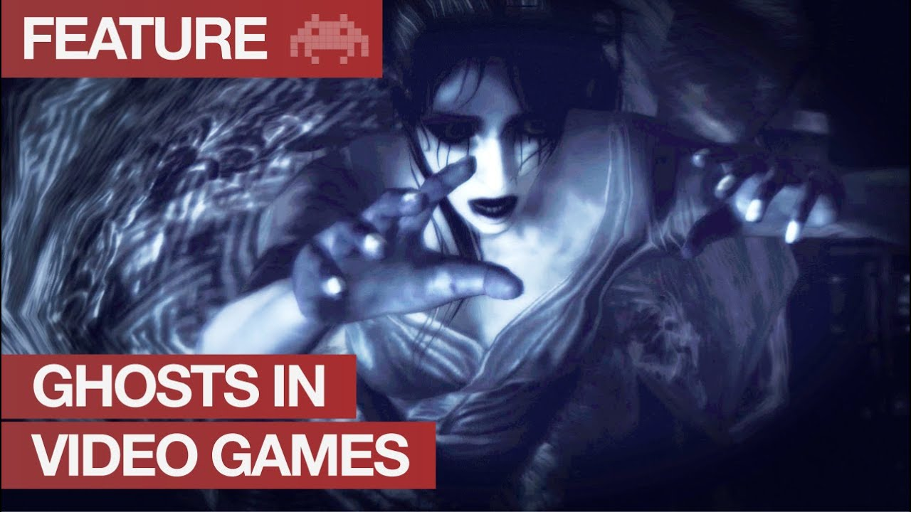 10 Ghosts In Video Games Gaming Ghosts