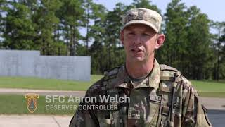 1st SFAB Trains and Certifies Military Advisors for Worldwide Deployment