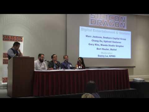 Silicon Dragon LA 2017: Digital Entertainment & Venture