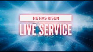Jesus has risen Live Serivce