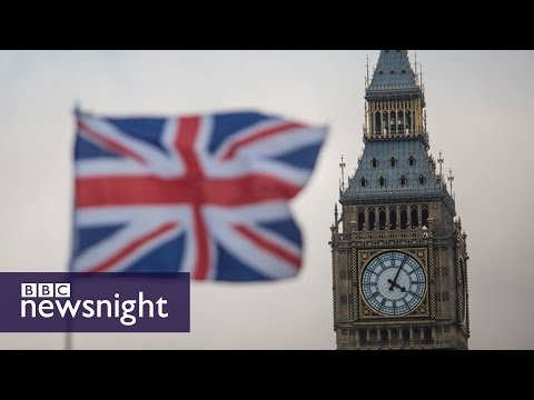 'Brexit is Britain's number one issue' - BBC Newsnight