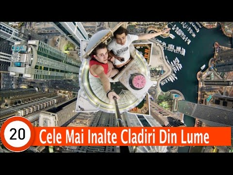 Top 20 Cladiri