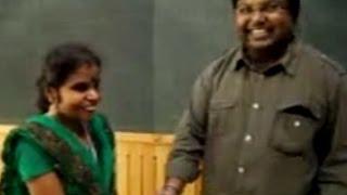 Vaikkam Vijayalakshmi records for Ennamo Yedho | D Imman - BW