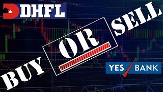 Share market investment : DHFL Share : Yes Bank share : Buy or sell