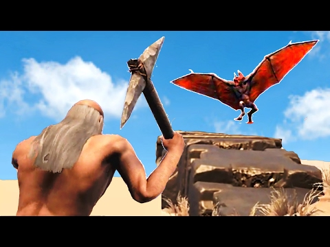 KILLING STRONGEST BEASTS IN THE GAME!? (Conan Exiles) |