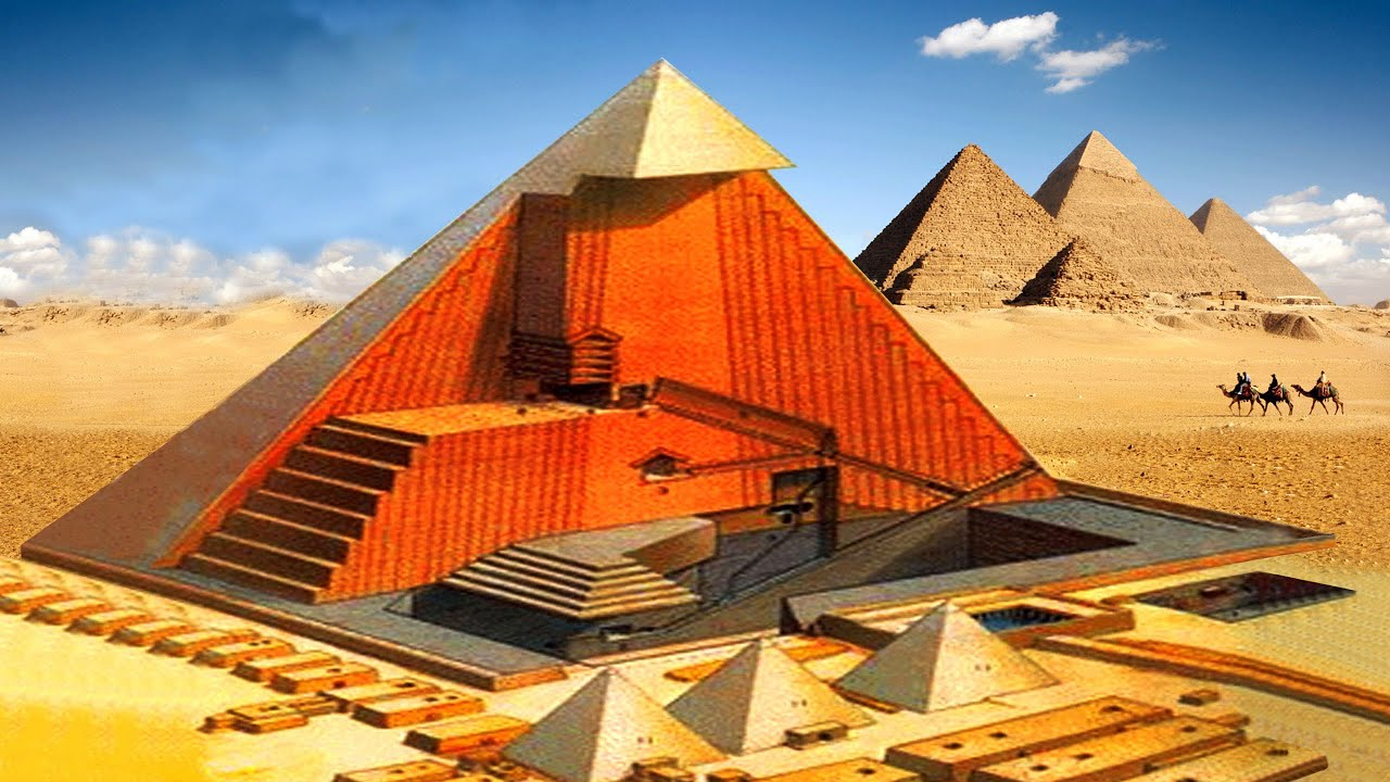 The Great Pyramid of Giza - 25 Great Facts and Mysteries Revealed