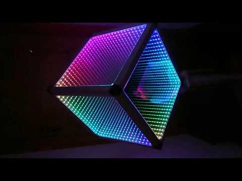 world-wide infinity mirror