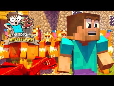 Dieses Dorf ist VERRÜCKT! - Earli & Drachi's Abenteuer #08
