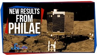 New Results from Philae, and the Perseids Meteor Shower!