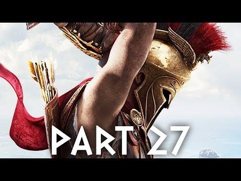 Assassin's Creed Odyssey Gameplay Walkthrough Part 27 - GOLDEN FEATHER