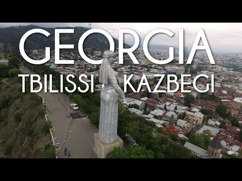 Georgia: Nightlife in Tbilissi and Kasbegi  - Cinematic travel Vlog by Tolt #3