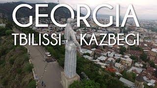 Georgia: Nightlife in Tbilissi and Kasbegi  - Cinematic travel Vlog by Tolt #3