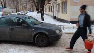 Красный мокасин (Видео-поздравление)(Видео-поздравление для нашего любимого друга, Человека-трусы - Дениса :), 2013-04-07T17:16:40.000Z)