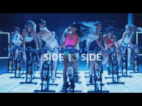 Ariana Grande - Side To Side ft. Nicki Minaj | Lyrics | Karen Aseo