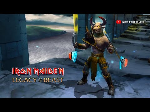 Amazing Flight (Madness & Insanity) in Iron Maiden: Legacy Of The Beast |
