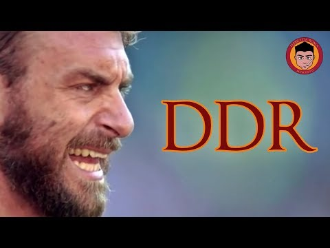 DDR - Capitan Daniele De Rossi - AS Roma 2017