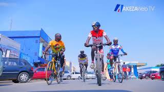 Tour du Burundi à Vélo : petit tour d'entrainement à Bujumbura