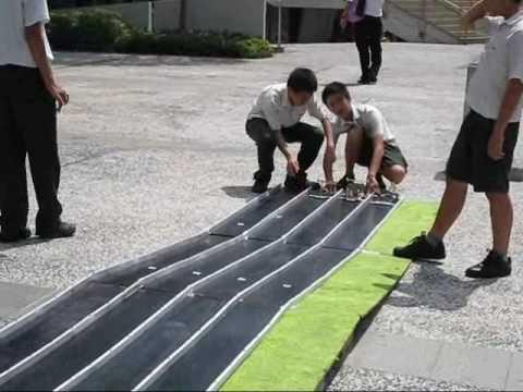 Junior Solar Sprint Competition
