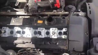 BMW E36 E39 E46 E53 Valve Cover Gasket how to stop leaking And Installation Procedure M54 M52 M52tu
