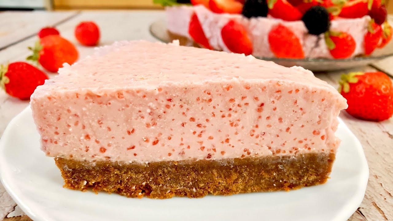 Творожный торт без выпечки - праздник вкуса и хорошего настроения