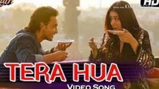 Tera hua 3d song //atif aslam