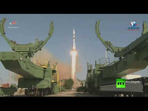 روسيا تطلق لأول مرة رجلا آليا إلى الفضاء  - 11:54-2019 / 8 / 22
