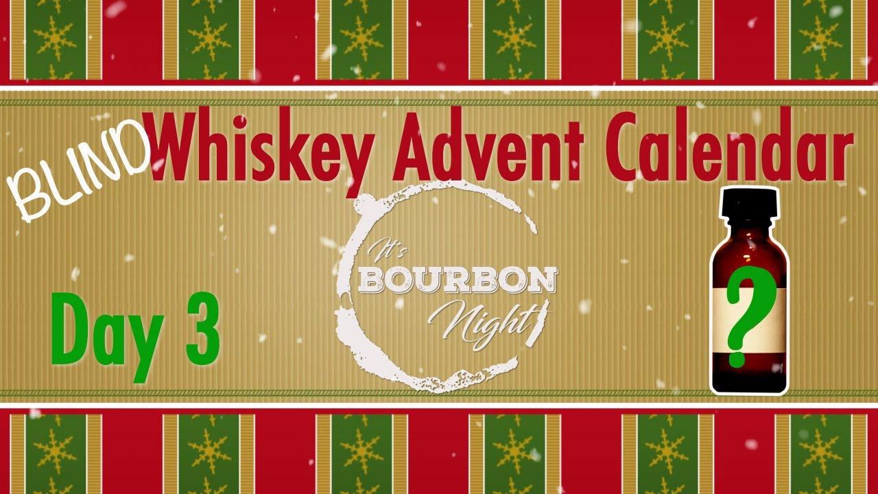 bourbon advent calendar 2020