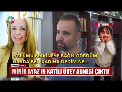 Minik Ayaz'ın katili üvey annesi çıktı!