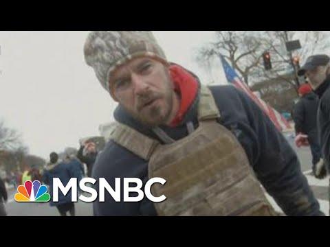 WaPo Producer Describes 'Precarious Situation' At Capitol | Morning Joe | MSNBC