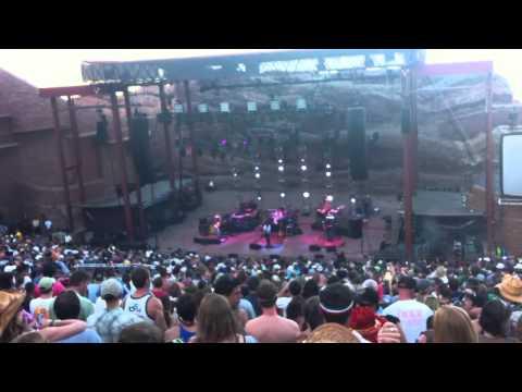 Widespread Panic - Bowlegged Women - Live @ Red Rocks 6/26/11