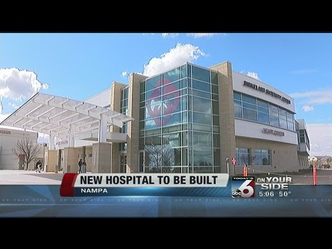 Saint Alphonsus to replace hospital in Nampa
