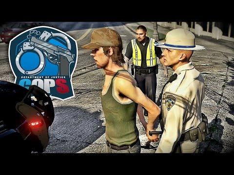 DOJ #47 [CIV] | CONSENSUAL ROBBERY | GTA 5 Roleplay