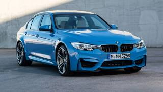 BMW M3 2018 Car Review