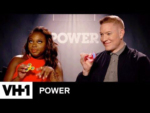 50 Cent, La La Anthony & the Cast of 'Power' Play w/ Fidget Spinners | Digital Original
