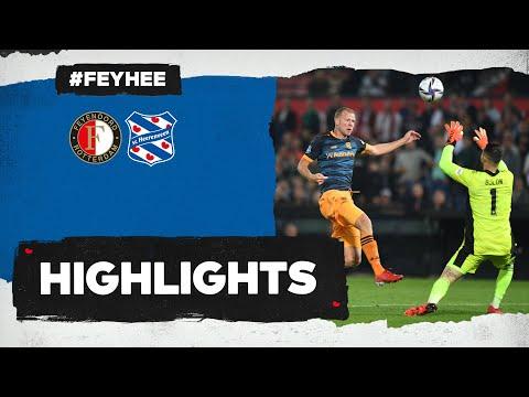 Feyenoord Heerenveen Goals And Highlights