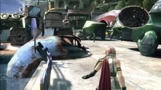 Final Fantasy 13 - Stealth English Gameplay (Xbox 360)